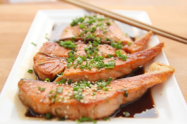 Fisch ist reich an Vitamin D